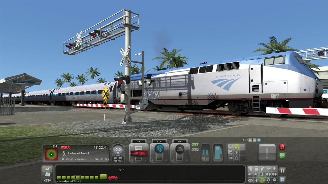 Train Simulator 2017 Miami To West Palm Beach Route