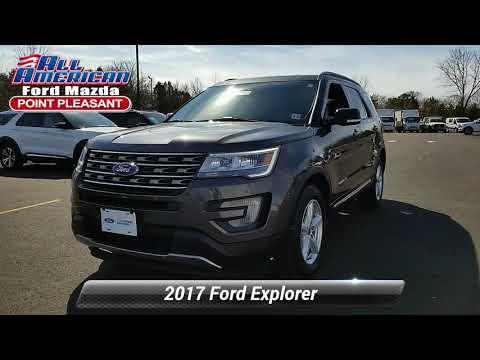 Certified 2017 Ford Explorer XLT, Point Pleasant, NJ U12498