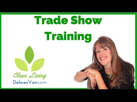 Trade Show Training