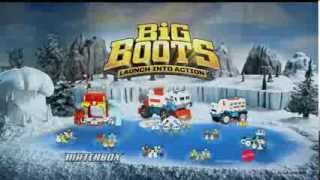 TV Commercial - Mattel - Matchbox - Big Boots Arctic Yeti Catcher