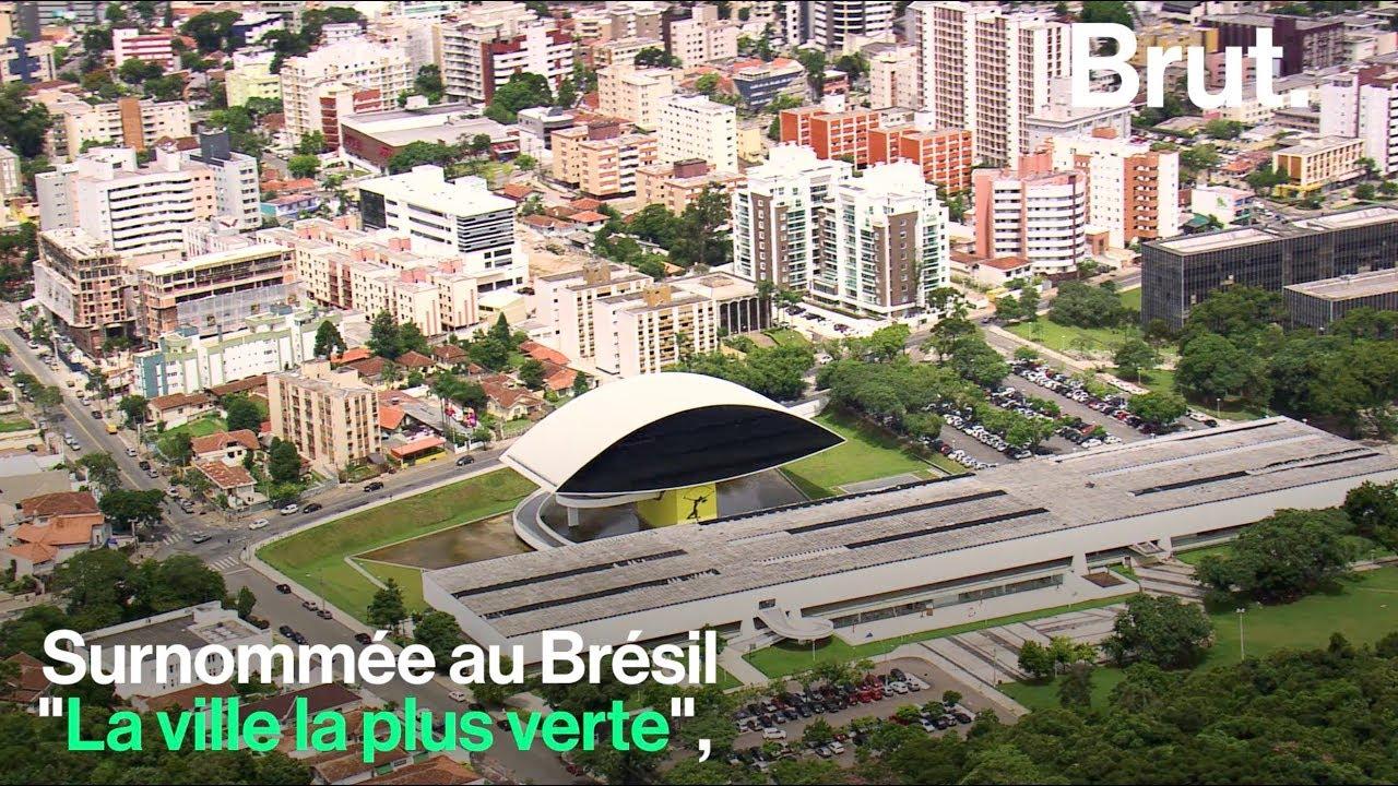 la ville du Brésil