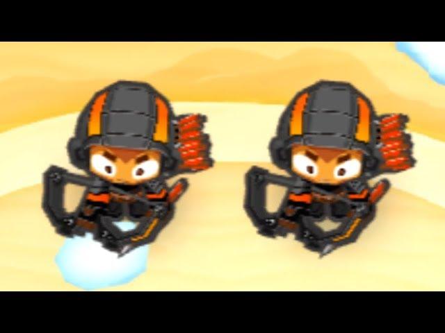 btd6 heroes video, btd6 heroes clip