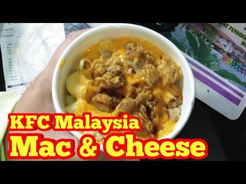 Breakfast Mac & Cheese - RM5.60 | KFC Malaysia (new 2018)