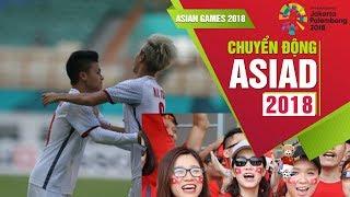 Thắng tối thiểu O.Nhật Bản, O.Việt Nam giành vị trí nhất bảng D tại Asiad 2018 | VFF Channel