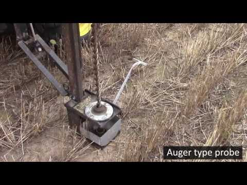 Types of Soil Sampling Devices