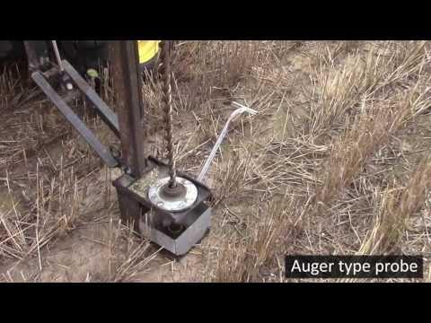 Types Of Soil Sampling Devices