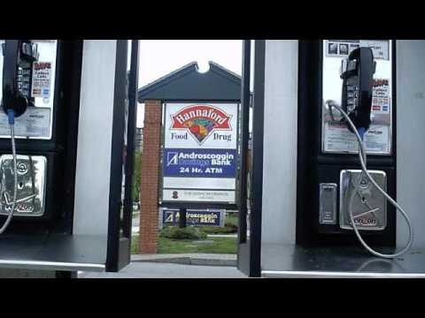 Collect Calls From Pay Phones