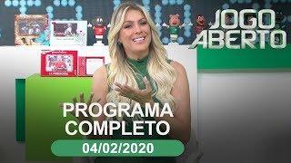 Jogo Aberto - 04/02/2020 - Programa completo