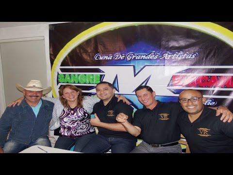 ENTREVISTA EN VIVO VOCES RANCHERAS DE COSTARICA  SANGRE MEXICANA TV RADIO
