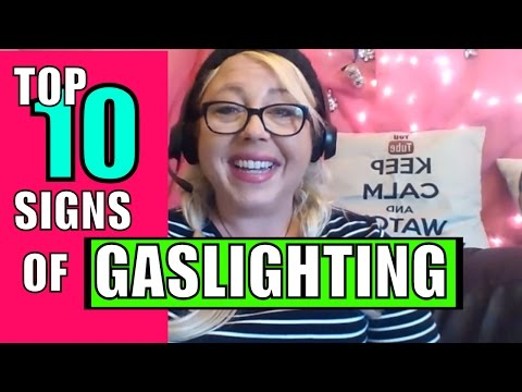 Gaslighting Narcissist? Top 10 Signs You're Being Manipulated in a Toxic Relationship