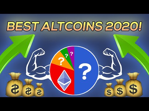 Best Altcoins For 2020 Huge Profits Youtube