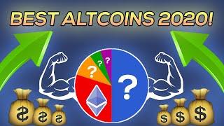 Best Altcoins For 2020 (HUGE PROFITS!!!)