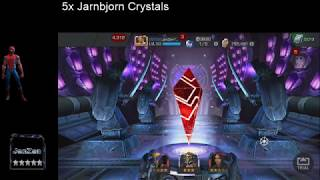Thor Ragnarok Featured Grand Master Crystal Opening