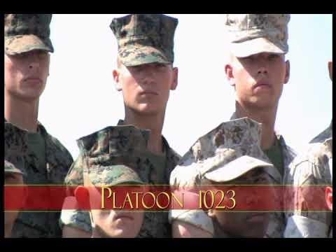 Bravo Company Platoon 1023 (Sept. 2017)