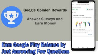 [100% working] Earn Google Play Credit and Hack to Get Maximum Surveys (in Hindi)