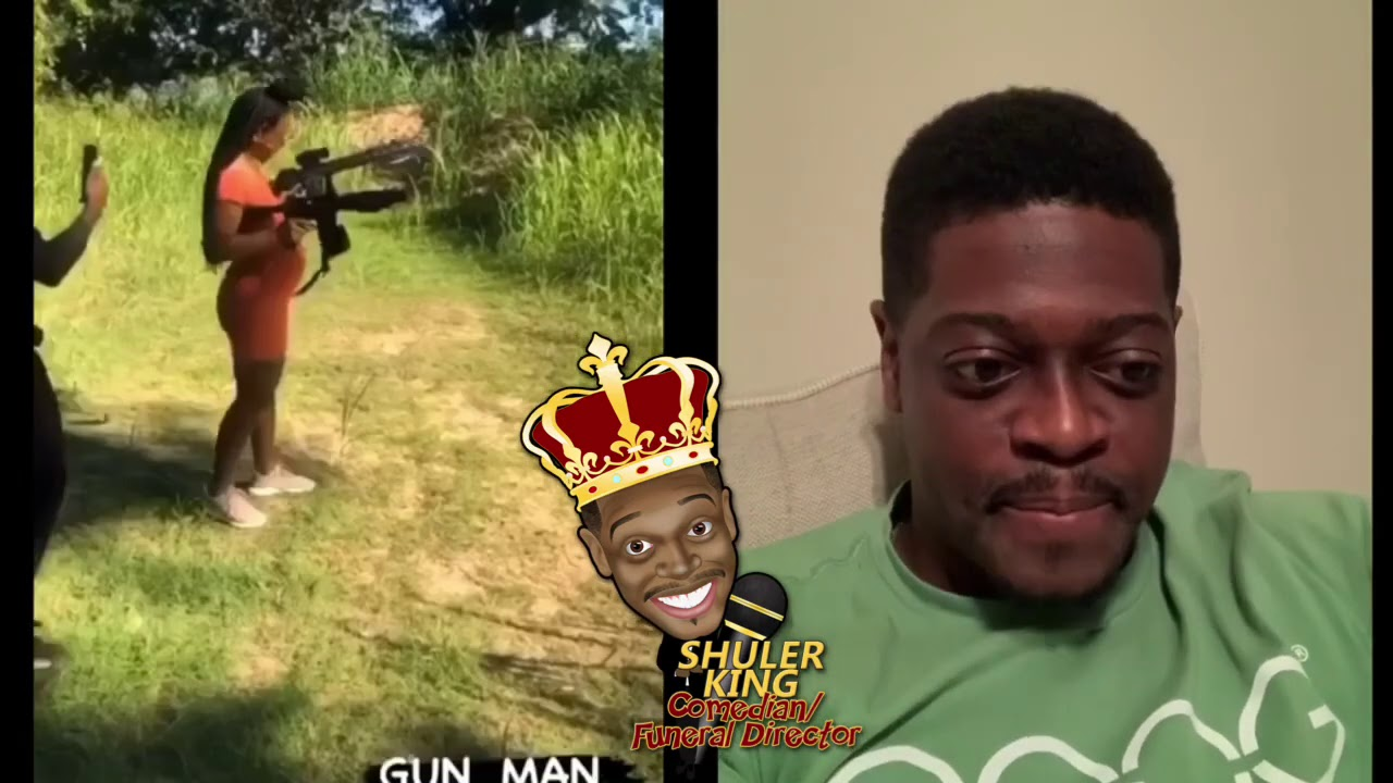 Shuler King - Fellas, Don't Play With Your Woman Especially If She's Pregnant!!!!