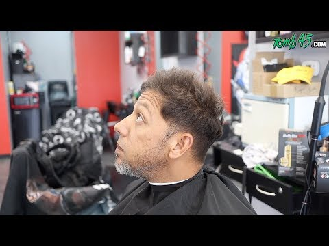 learn-to-barber!-mid/low-shadow-fade-with-scissorwork
