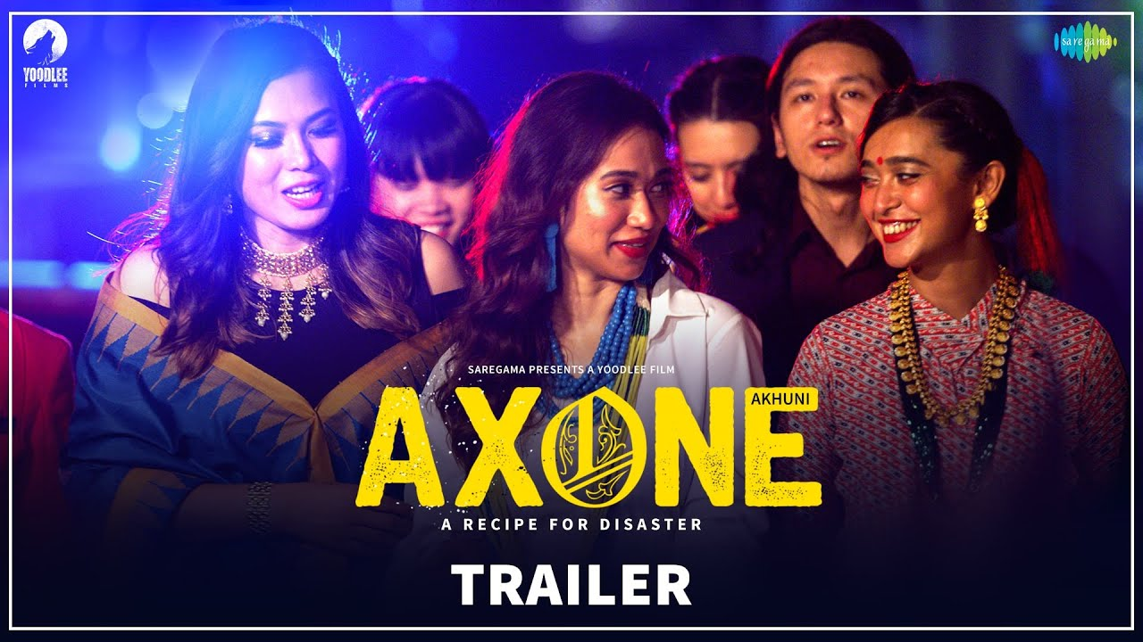 Official Trailer | Axone | Sayani Gupta | Vinay Pathak | Lin Laishram | On Netflix - 12th June