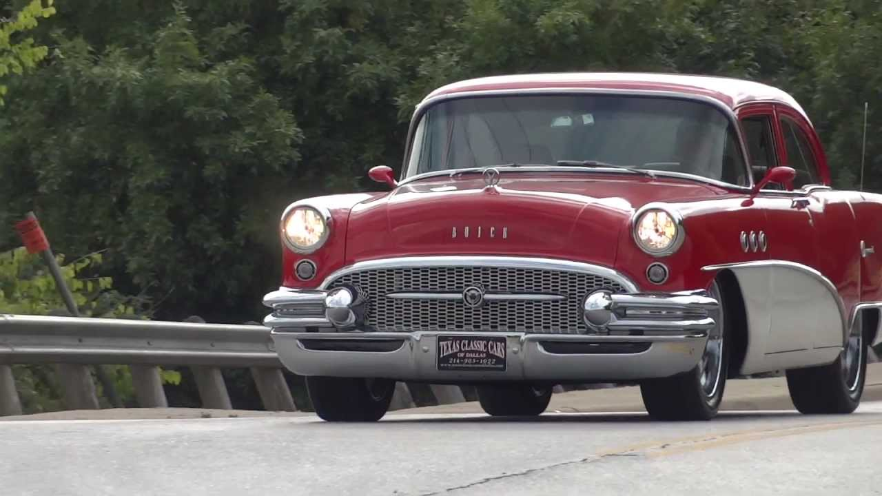 1955 Buick Special Classic Car Youtube