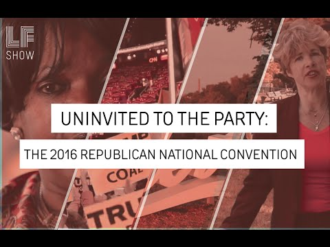 Uninvited to the Party: The 2016 Republican National Convention