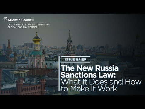 The New Russia Sanctions Law: What it Does and How to Make It Work