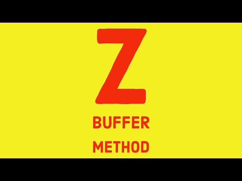 Z Buffer method Hidden surface removal methods in CAD : Basic CAD Lectures : Basic CAD Lectures