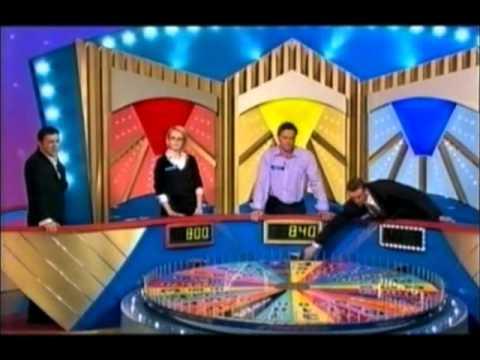 Wheel of Fortune (Australia) - November 20 2003