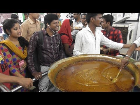 Hyderabad Famous Special Gokul Chat - 1000 Of Chaat Finished Daily - Street Food India
