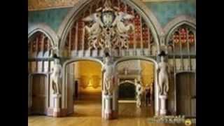 Замок и сады Вилландри во Франции.(L.Koledova., 2015-01-19T18:11:27.000Z)