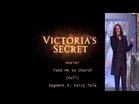 Hozier - Take Me to Church - Segment 4 Fairy Tale Victorias Secret Fashion Show 2014
