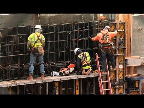 NJ Lost Most Construction Jobs in U.S. in Past Year