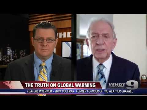 Weather Channel Founder DESTROYS Global Warming Mythology - John Coleman