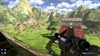 Serious Sam HD: The Second Encounter HD gameplay