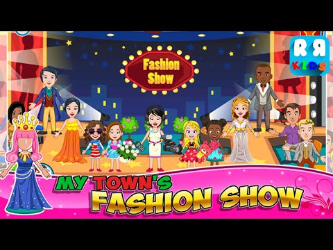 My Town : Fashion Show (By My Town Games LTD) - iOS / Android - Gameplay Video