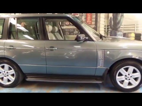 Range Rover 2003 HSE in immaculate condition