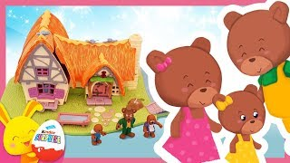Histoire Polly Pocket - Boucle d'Or et les 3 ours - TouniToys -Titounis