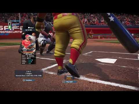 INTRODUCING THE HEATERS! -Super Mega Baseball 3
