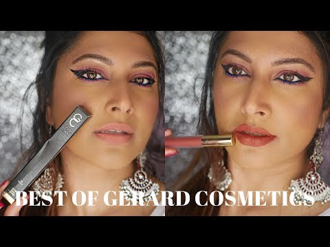 testing-gerard-cosmetics-bestsellers-|-lipstick-swatch-+-review-brown-indian-skin-|-best-of-makeup