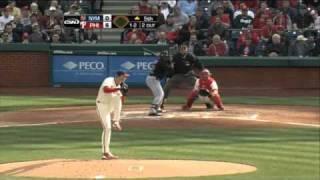 2011/04/07 Halladay's dominant start