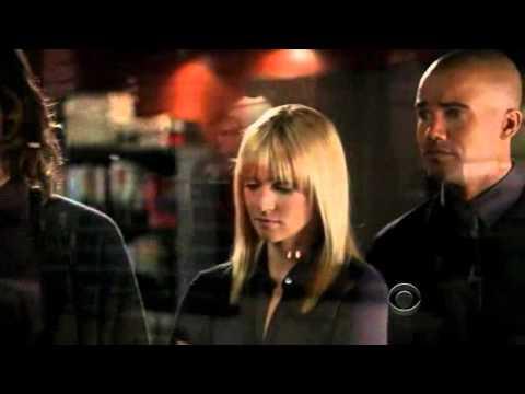 Criminal Minds - The end of épisode 100