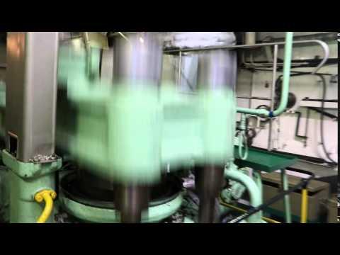 Serenissima engine Room