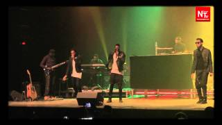 "X-MALEYA @ Olympia Montréal - Flash Njangui Tv ""Tchokolo"""