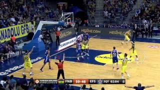 Maç Özeti | Fenerbahçe - Anadolu Efes