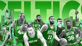 Boston Celtics NBA Mix!!! (2018 Season)