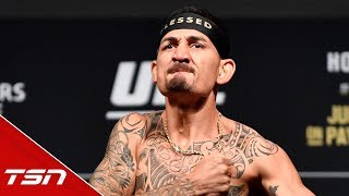 Holloway focused on Frankie right now, not worried about Volkanovski