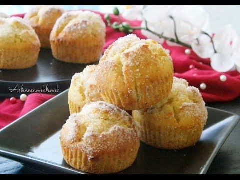 French breakfast muffin.