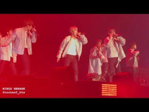 "170323 WINGS NEWARK ""뱁새"" 방탄소년단/BTS 제이홉/J-HOPE"