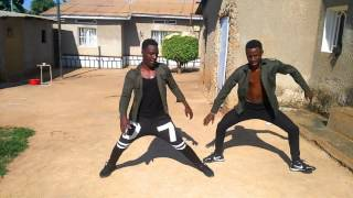 Dombolo Mélancolique (official Dance Cover video) BY The Run Up Crew