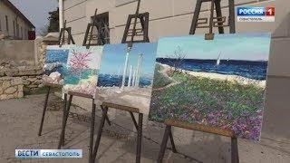 Выставка к юбилею воссоединения открылась в Херсонесе