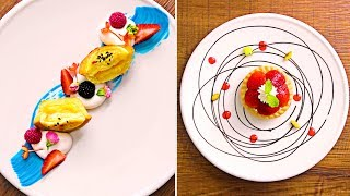 Plate it until you make it: 10 clever ways to present food like a pro! | Food Hacks by Nyam Nyam